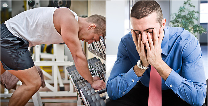 hälsokontroll trött trötthet fibromyalgi träning gym utbrändhet sköldkörtel värk