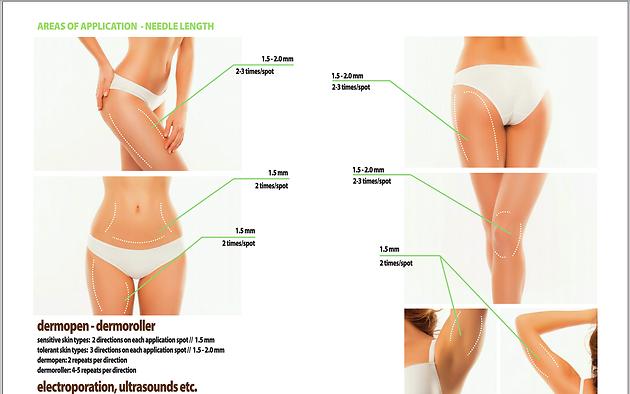 Dermopen för kropp