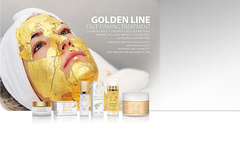 Golden line - ansiktsbehandling för 40+