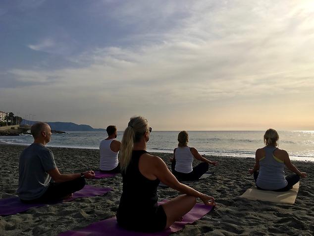 Yoga på Mariatorget 22e919f38fc18