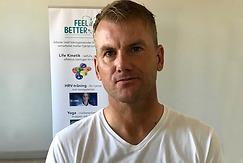 Gofproffset Robert Karlsson tränar inre balans och utvecklar hjärnan