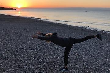 Yoga i Nerja med Charlotta Kjellsdotter Åkesson