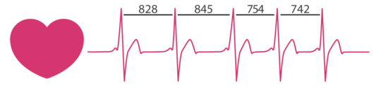 Vi mäter HRV