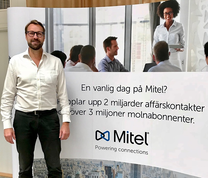 Mitel väljer att arbeta med FEEL it BETTER