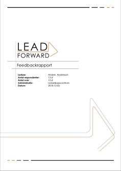 Lead forward   ledarskapsprogram