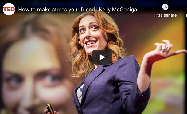 Ted Talk om stress