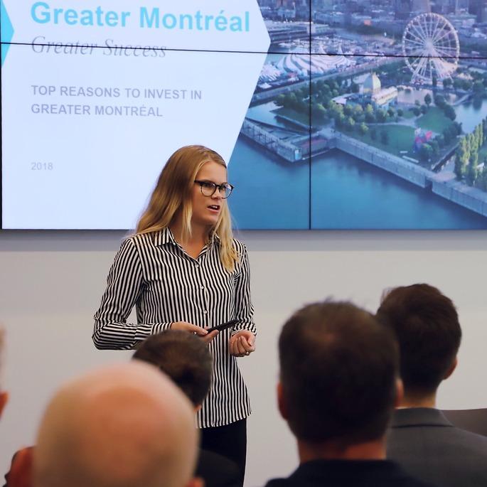 Johanna Johansson, CEO at Nypro - a startup from BizMaker