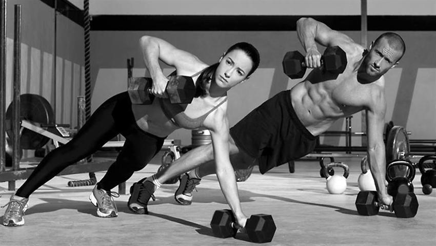 5 träningsprinciper