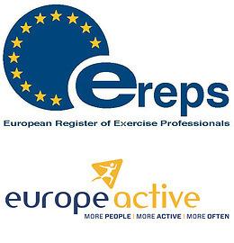 Efter att ha blivit licensierad hos oss är du godkänd för att registrera dig hos European Register of Exercise Professionals EREPS).