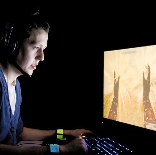 Musarm - utsatta punkter är nacke, axelparti, armbåge och handled. DuoPad – hjälp och stöd för Gaming