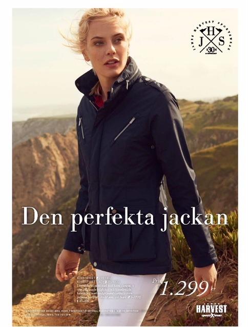 Harvestjacka kampanjpris februari 2018 Vi kan hjälpa er att ta fram de kläder ni behöver med tryck eller broderad företagslogga på