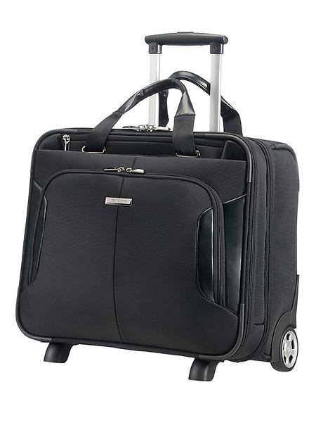 Samsonite XBR laptop-väska på hjul av bästa kvalité
