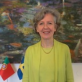 Helena Pilsas - Ambassador of Sweden to Portugal