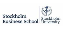STOCKHOLM BUSINESS SCHOOL