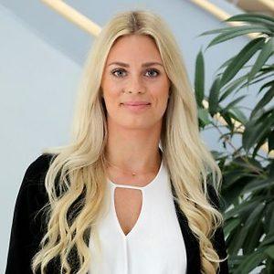 Cecilia Stenhammar på CNG i Finspång