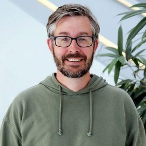 Sverker Lundman på CNG i Finspång