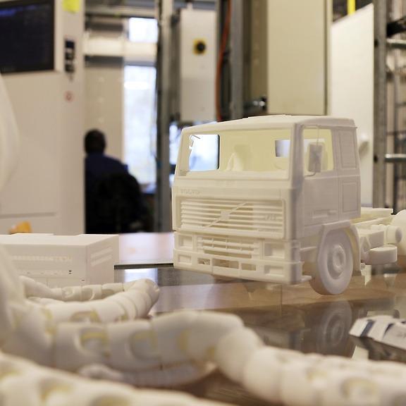 Prototyp på Teknikprogrammet på Curt Nicolin Gymnasiet i Finspång
