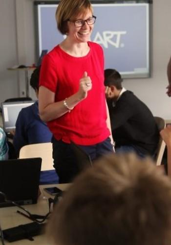 Lärare på Vård- och omsorgsprogrammet på CNG i Finspång