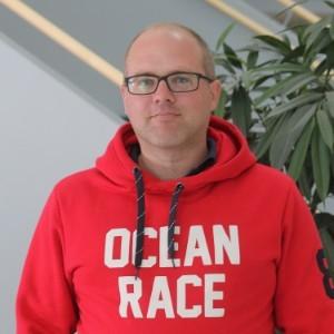 Magnus Nilsson på CNG i Finspång