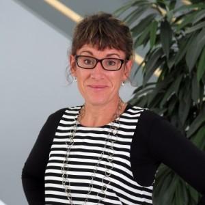 Lorraine Hosking på CNG i Finspång