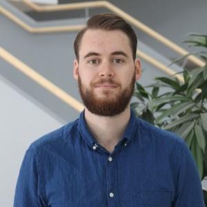 Sebastian Lönn på CNG i Finspång