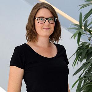 Malin Rothén på CNG i Finspång