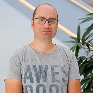 Jesper Tenselius på CNG i Finspång