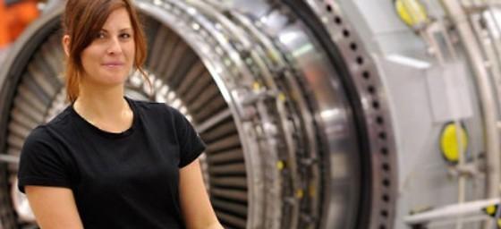 Elev på Industritraineeprogrammet på Siemens Energy, Curt Nicolin Gymnasiet i Finspång