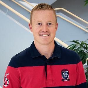 Mikael Mårdh på CNG i Finspång