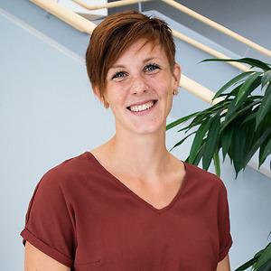 Jendela Weissman på CNG i Finspång