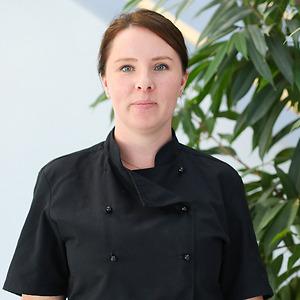Sofie Lundin på CNG i Finspång