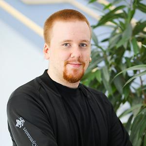 Hampus Erlandsson på CNG i Finspång