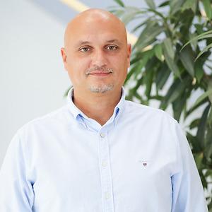 Zlatko Karov på CNG i Finspång