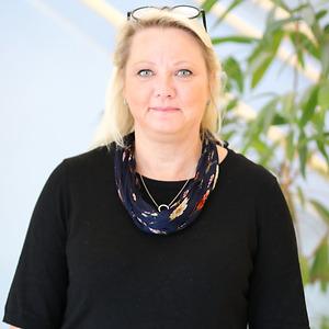 Madeleine Jesäter på CNG i Finspång