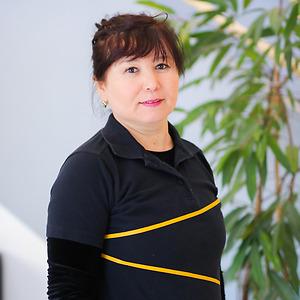 Rano Madaminova på CNG i Finspång