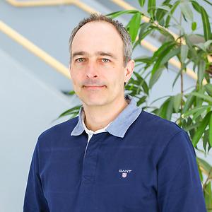 Stefan Thorsell på CNG i Finspång