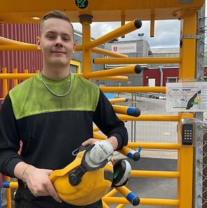 Elever på CNG i Finspång får möjlighet till sommarjobb hos våra samarbetsföretag
