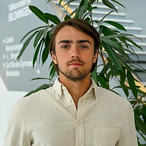 Erik Fagerberg på CNG i Finspång
