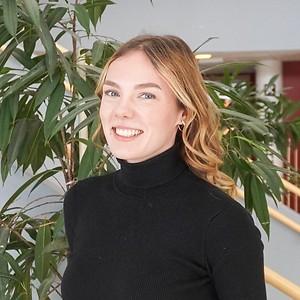 Hilda Ström på CNG i Finspång