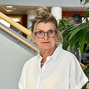 Rigmor Hedenskog på CNG i Finspång