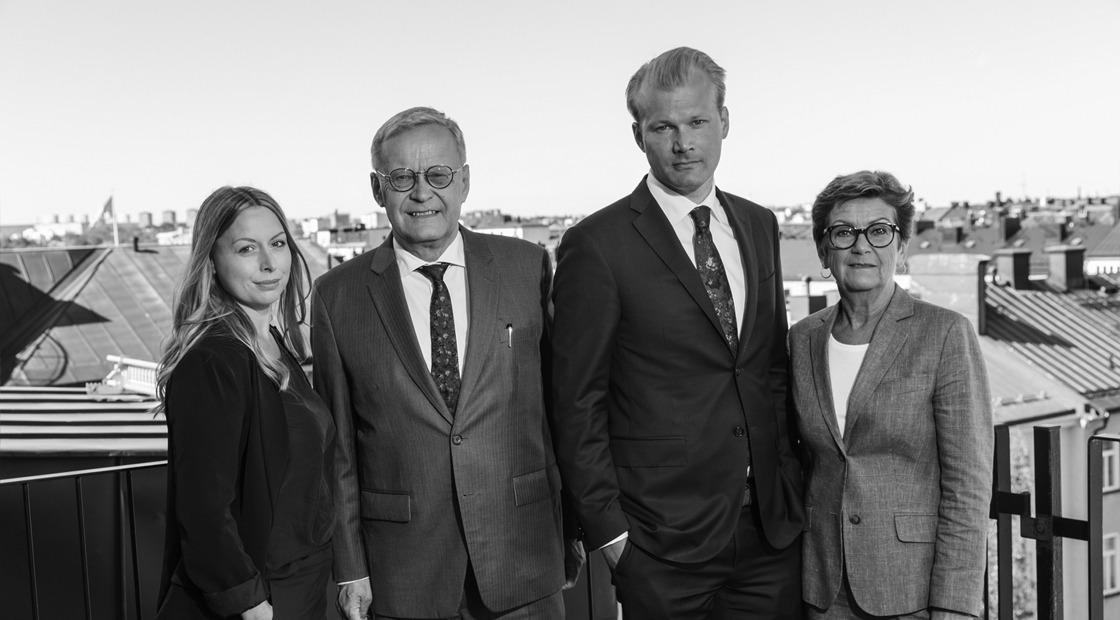 Juridisk expertis Advokatbyrå Stockholm