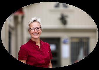 Gamla Stans Tandklinik i Västerås Anette Häll tandsköterska
