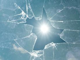 Spräck ert gemensamma glastak