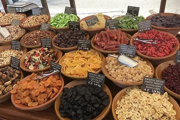 Marknad på Mallorca