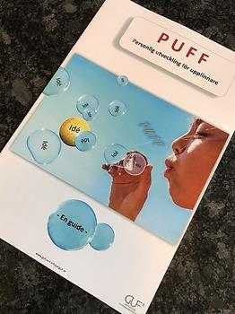 Skriften PUFF - Personlig Utveckling för Uppfinnare