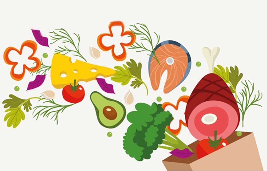 What we eat in autumn is very important because of the marked seasonal changes in the weather and in the types of activity we carry out.