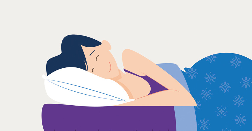 Why a good night's  sleep is important  and how to achieve it