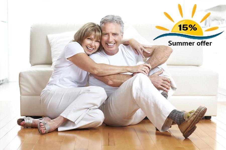 Summer offer – Sanitas Health insurance in Spain