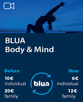 Digital blua body & mind