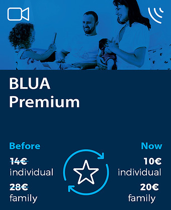 Digital blua premium